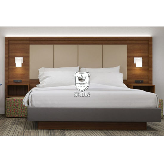 China Supply Good Quality Hampton Hotel Bed Frame For Sale China