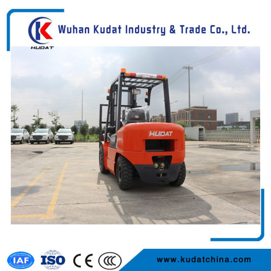3tons Automatic Transmission Diesel Forklift Heli Forklift pictures & photos