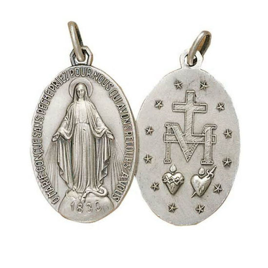 Hot Sale Customized 3D Metal Religious Catholic Medals pictures & photos