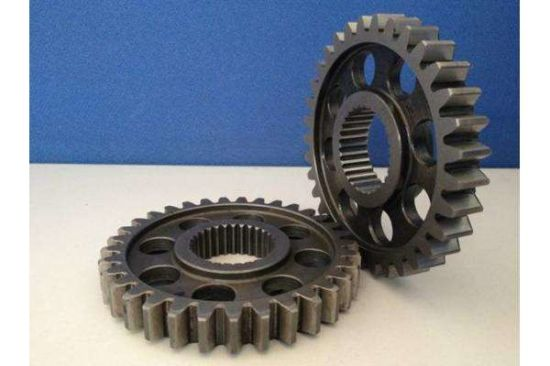 Industrial Powder Metallurgy Custom-Built Finished Bore Sprockets for Transmission Kit