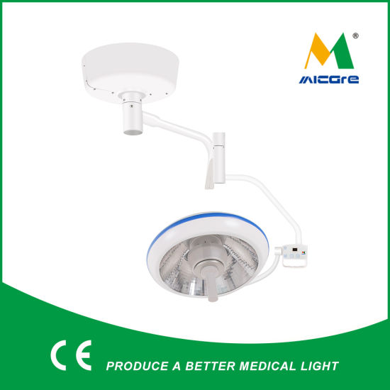 Micare E500 Single Dome Ceiling Shadowless LED Ot Lamp pictures & photos