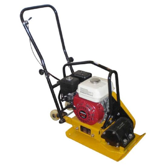 Mini Loncin Plate Compactor with 50kkgs 2.5HP Gasoline Engine pictures & photos