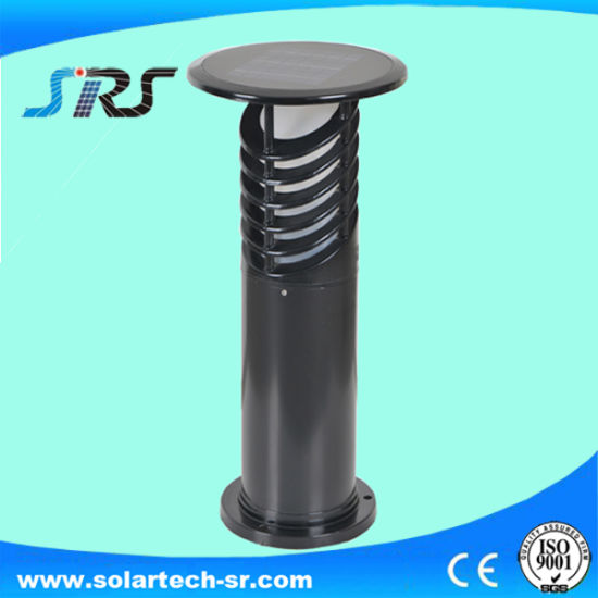 0.6m Height LED Solar Lawn Light (YZY-CP -78) pictures & photos
