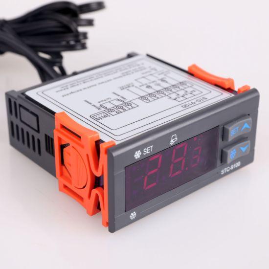 Digital Honeywell Programmable Instructions Thermostat