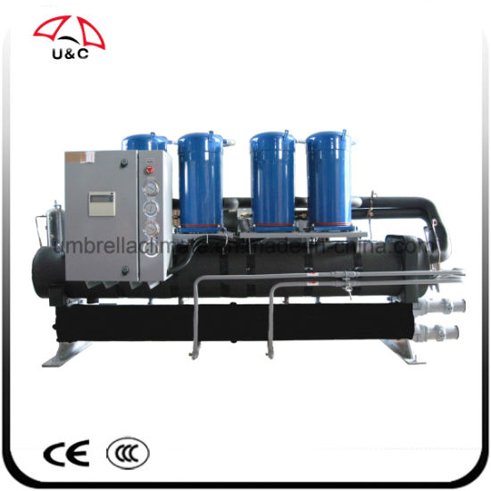 R407c/R410A/R22 Water Cooled Scroll Chiller/Heat Pump