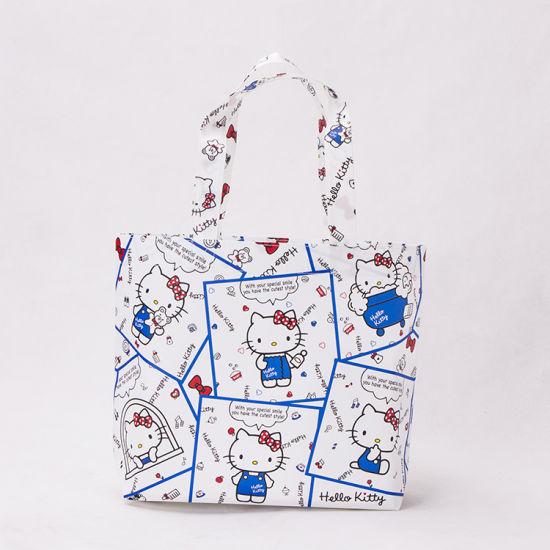 58a61486d8 China Eco Laminated Cute Printing Non Woven Shop Tote Bags - China ...