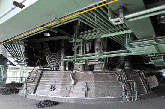 33mva Nickel Iron Industrial Melting Induction Electric Furnace Equipment