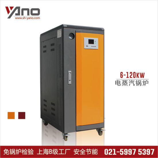 China 9kw 13kg/H Electric Steam Generator Used for Fermentor with ...