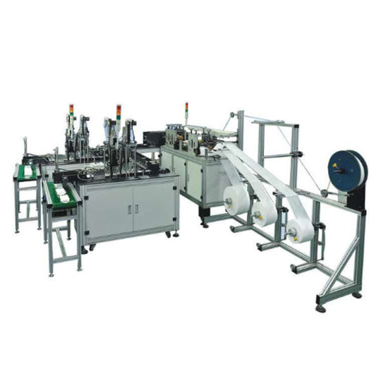 Automatic Dust Medical Face Pure Electric No Cylinder Mask Making Machine
