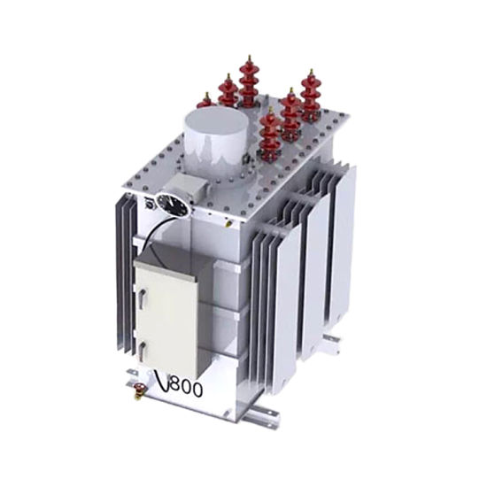 11kv Single-Phase Pole Mounted 32-Step Automatic Voltage Regulator