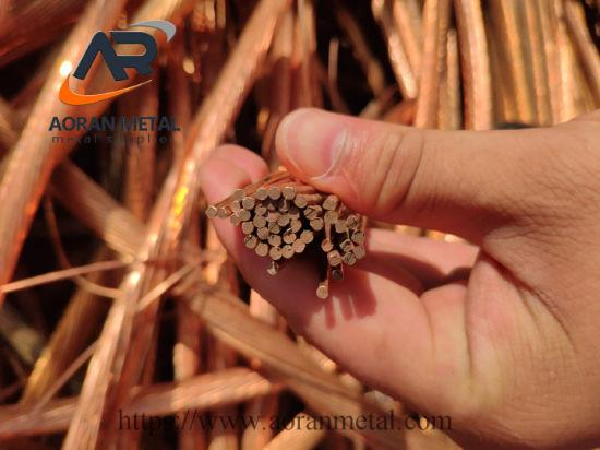 High Purity Copper Wire Grade Bulk Copper Scrap