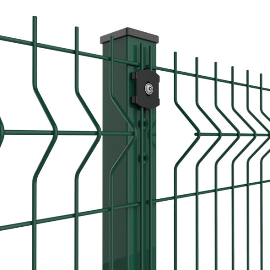 Amazon's Choice Mesh 50X200X4mm Powder Coated Security Welded Wire Mesh Fence for EU (SF)