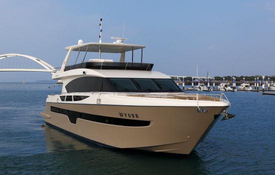 Aquitalia 85FT Luxury Motor Yacht