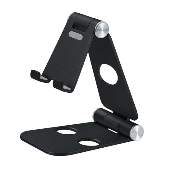 Aluminum Adjustable Desktop Tablet Stand Cell Phone Bracket Holder Stand