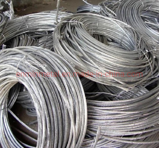 High Purity and quality Aluminum Wire Scrap From Chinese Manufacturer