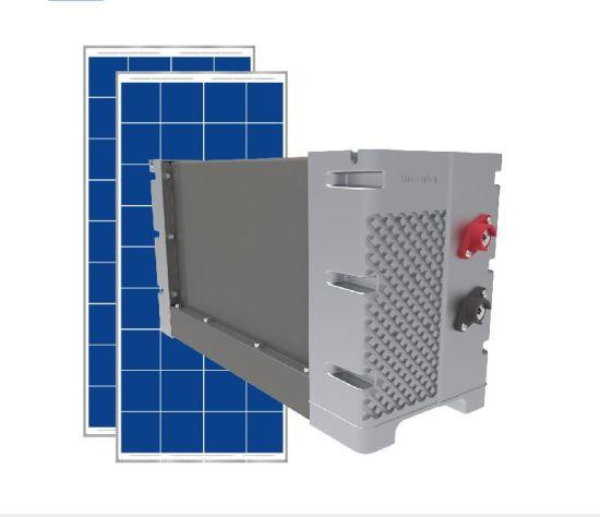 Wholesale 150ah 12.8V Deep Cycle Solar Battery for Solar Power System