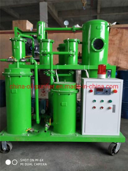 Lubrication Oil Filtration Machine Tya by Zhongneng