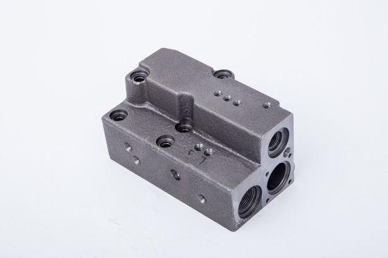 Ductile Cast Iron Parts