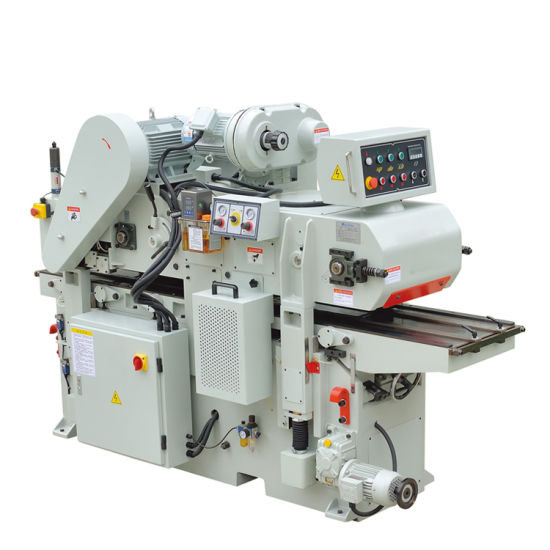 Automatic Double Side Woodworking Planer Machine