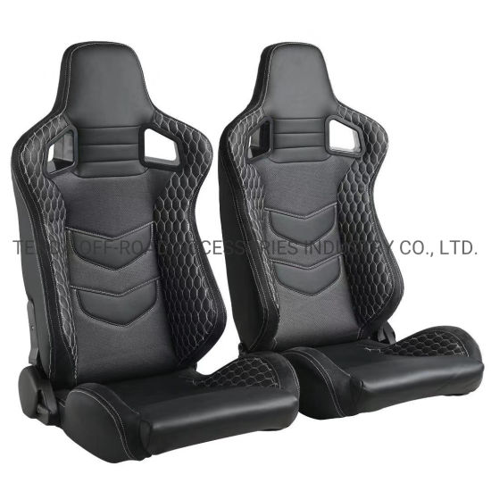 Offer Full Black Sport Racing Seats for All Vehicles Use