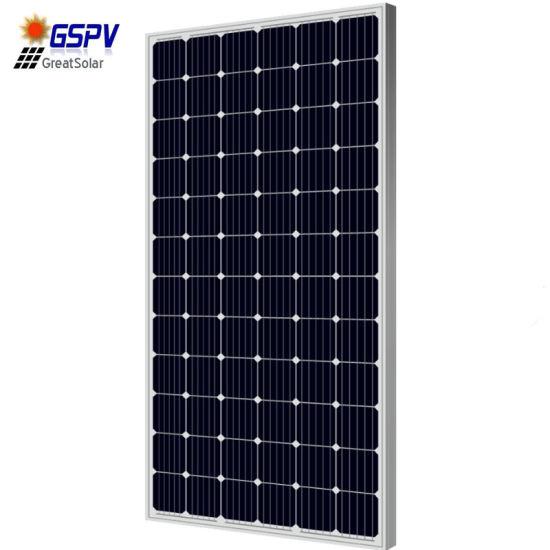 High Efficiency 400W Monocrystalline Solar Panel