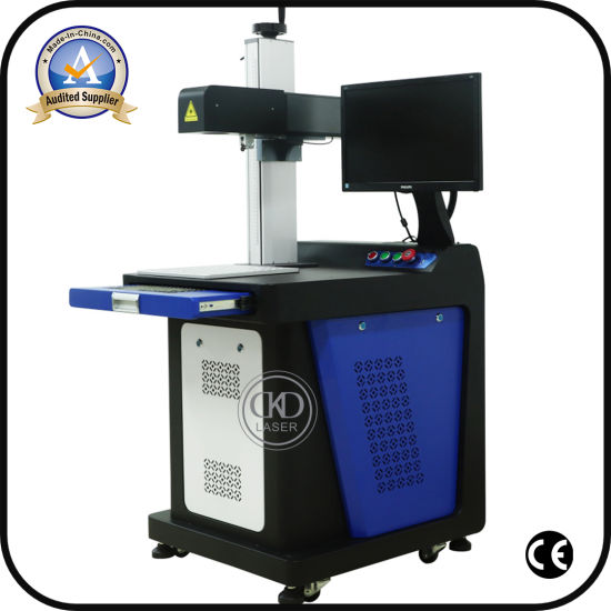 Easy All-in-One 3D Laser Engraving Machine on Metal