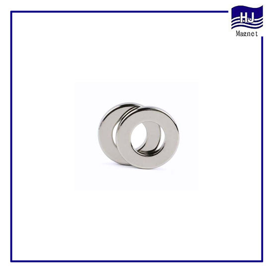 Flexible Ring Strong Magnetic Neodymium/NdFeB Permanent Magnet