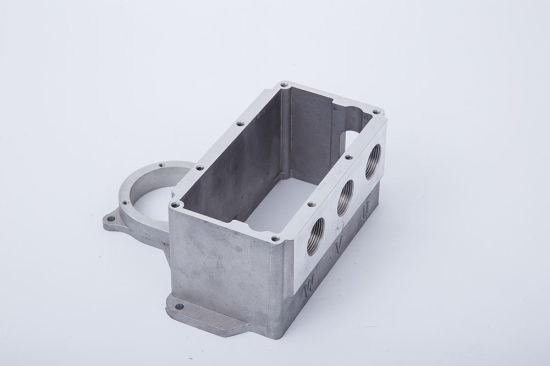 OEM Aluminum Alloy Die Casting Part Customized Die Casting Parts