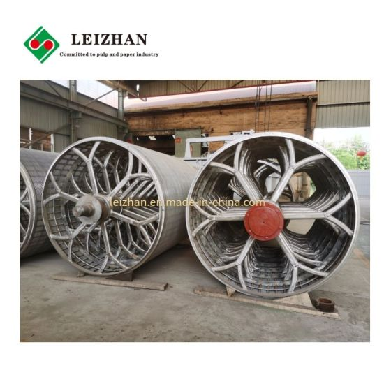 Stainless Steel Winding Cylinder Mould for Paper Machine