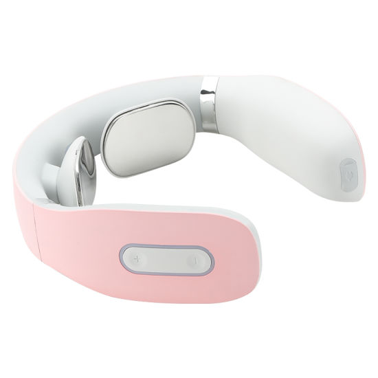 Red Light Electronic Pulse 5 Functions Intelligent Neck Massager
