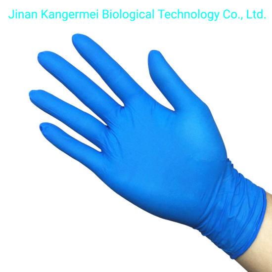 Anti Virus Safety Glove Nitrile Medical Gloves