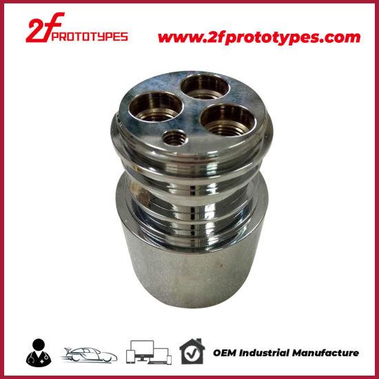 Shenzhen Customized Stainless Steel Prototype CNC Machining Parts