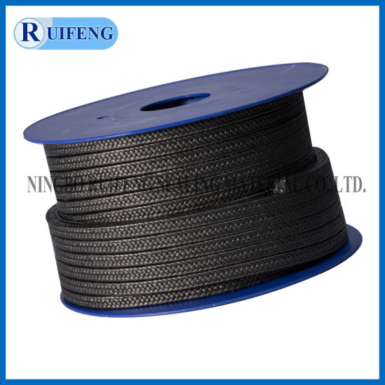 Yp007 Graphite PTFE Packing with Oil/Without Oil pictures & photos