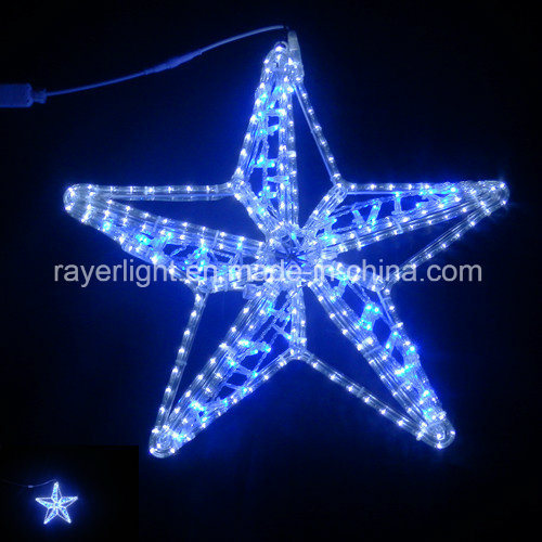 LED Outdoor Big LED Star Lights Christmas Holiday Festival Decoration pictures & photos