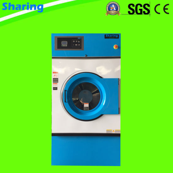 15kg 25kg Full Automatic Clothes Dryer Machine Commercial Tumble Dryer Laundry Washing Equipment