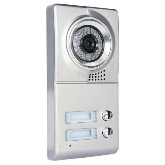 Video Door Phone Intercom Home Security Interphone Door Bell pictures & photos