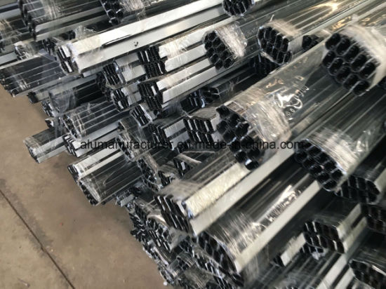 Tanzania Aluminium Alloy Extrusion Profile for Door and Window pictures & photos