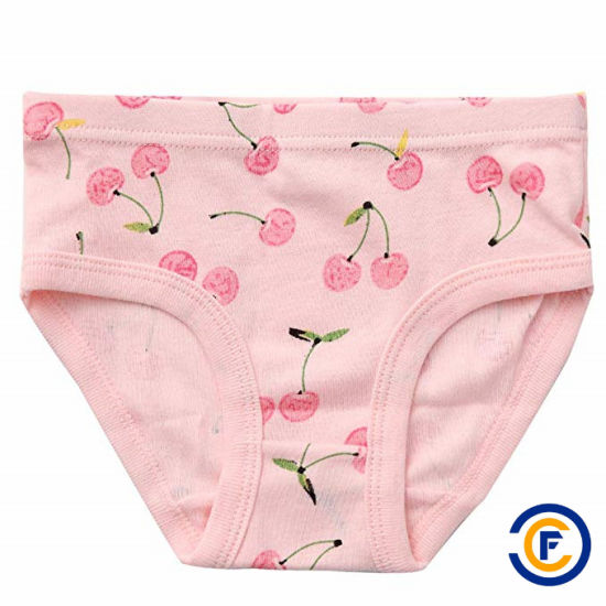 China New Design Colorful Cute Girl Briefs Panty Underwear - China ... b7166cf8b