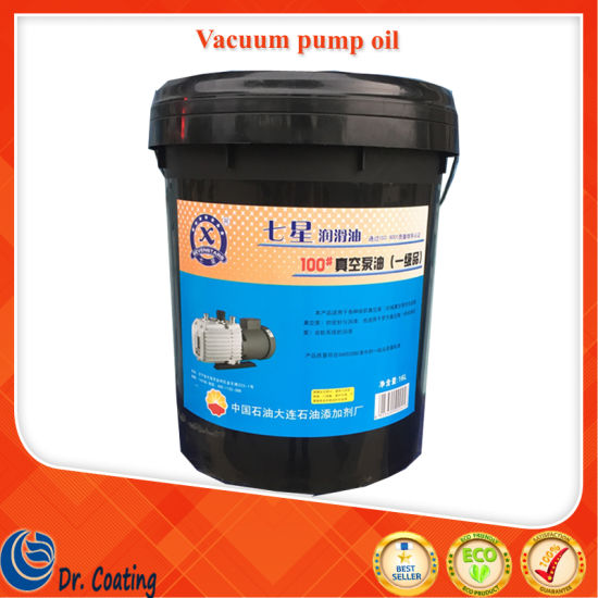 China Dalian Seven Star No. 100 Vacuum Pump Oil 16liter Packing for Vacuum Metalizing Machine Vacuum Pump Application pictures & photos