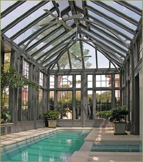 Glass Sun Room House Garden Conservatory Winter Garden /Aluminum Villa  Sunroom And Winter Garden Room (TS 558)
