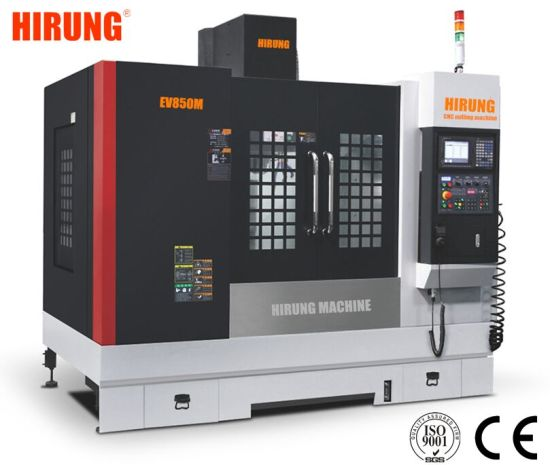 High Rigidity Heavy Cutting CNC Vertical Milling Machine (EV850L) pictures & photos