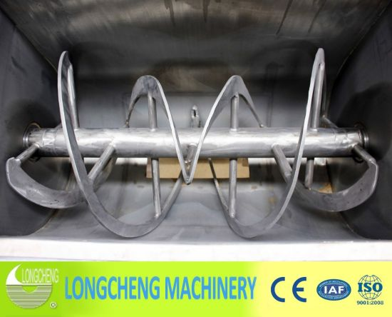 Wldh Horizontal Ribbon Mixer Machine for Breading Industry pictures & photos