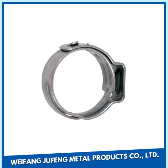 Vacuum Hose Clamps Pipe Fasteners Stainless Clamp Heavy Duty Metal Clamps