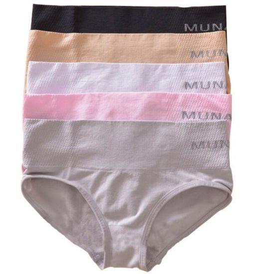 799db26ada4 China Women′s Cotton Stretch Hi-Cut Brief Panty Sexy Underwear ...
