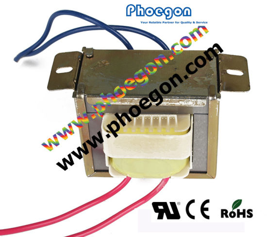 Ei 35 Type Low Frequency Electrical Power Transformer with Frame