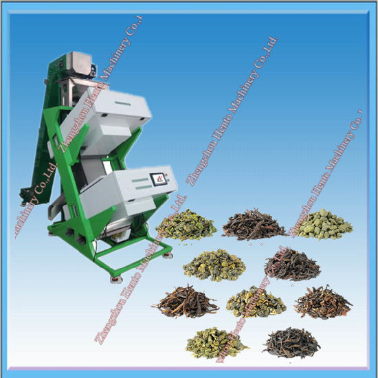 High-efficiency Automatic Electric Tea Color Sorter pictures & photos