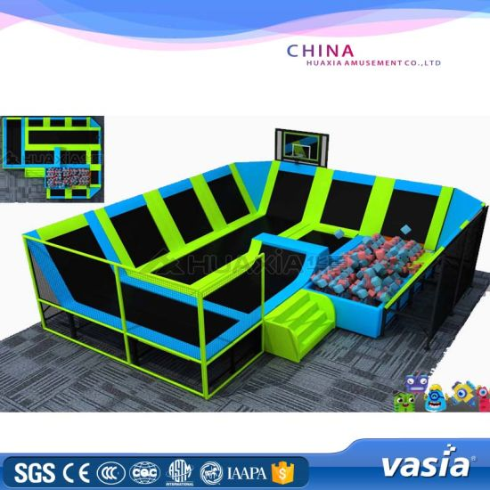 Trampoline Equipment, Advanture Trampoline Gym Equipment pictures & photos