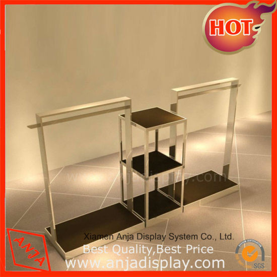 b76ff7321c China Stainless Steel Retail Clothes Shop Fitting with Holder ...