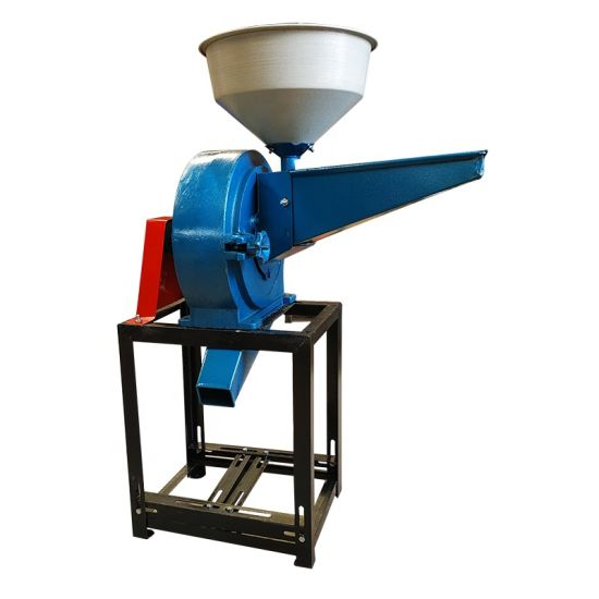 Maize Grinding Machine Soybean Mill Cocoa Bean Coffee Grinder