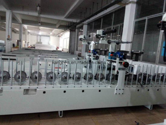 Alumium Window Decorative Mingde Brand TUV Certificated Woodworking Wrapping Machine pictures & photos
